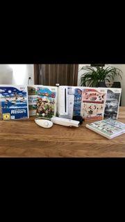 Nintendo Wii (Komplettset!),