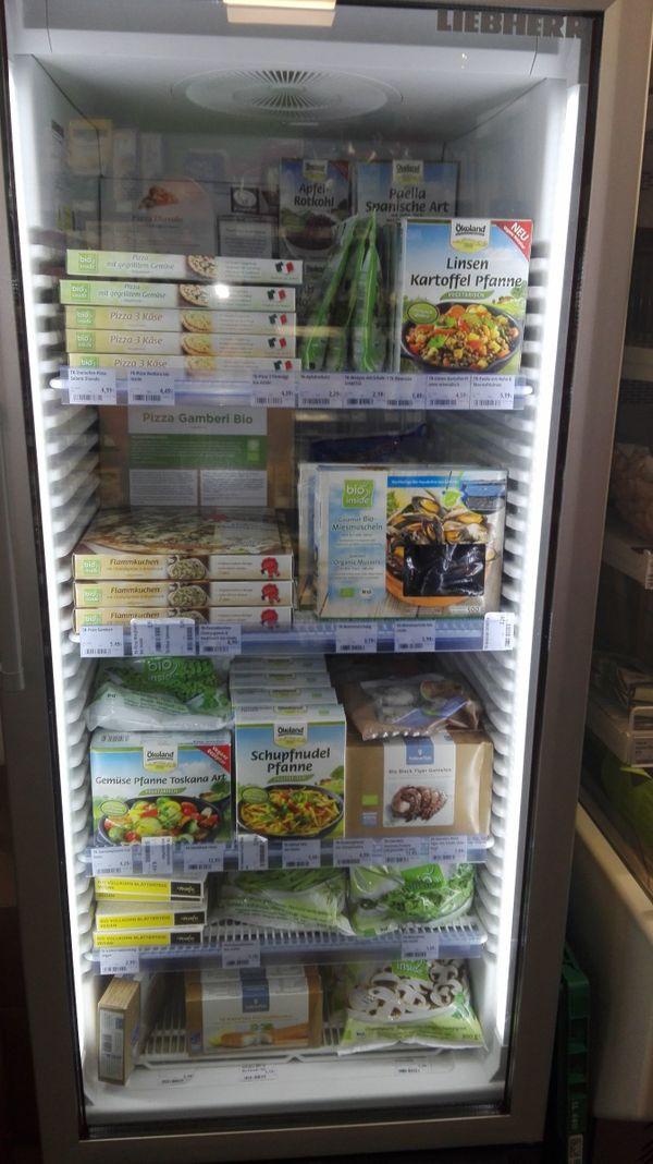 Liebherr Tiefkühlschrank (TK-Schrank mit Glastür) in Salem - Kühl ...