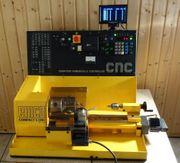 EMCO Compact 5 CNC-Drehmaschine Mach3