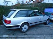 Unfallwagen Audi 100