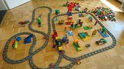 Lego Eisenbahn inklusive