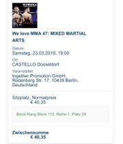 MMA Fightnight DE-Düsseldorf