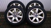 Mercedes Winterräder 255 45R17 98V