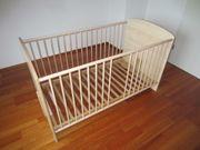 gebrauchtes Kinderbett 70