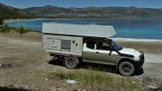 4x4 Reisefahrzeug - Mitsubishi L200 mit
