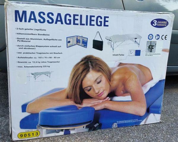 Massageliege » Medizinische Hilfsmittel, Rollstühle