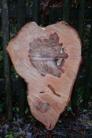 Holzscheiben Ideale Weihnachtsdekoration Hartholz aus