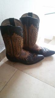Westernstiefel Cowboystiefel Sanchos Stiefel Größe