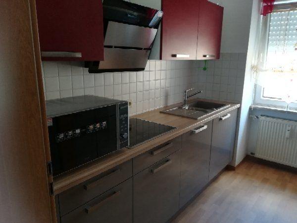 hochwertige Küche mit Elektrogeräten in Rehau - Küchenzeilen ...