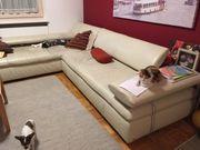 Couch, Echtleder, Sofa