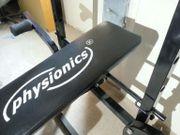 Physionics Hantelbank