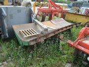 Schneeschild für Traktor oder Radlader