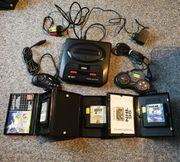 Sega Mega Drive II inkl
