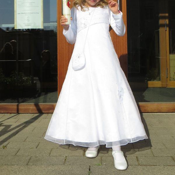 Kommunionkleid mit Bolero » Kinderbekleidung
