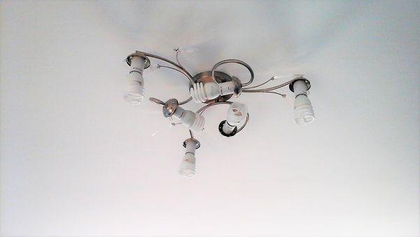 Deckenleuchte Deckenlampe Wohnzimmer Esszimmer Ohne Lampenschirme