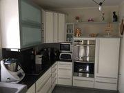 Hochwertige Küche mit Granit-Arbeisplatte