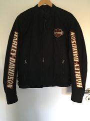 Harley-Davidson Nylonjacke Complete Gr M