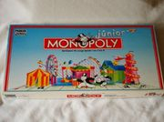 Monopoly Junior von Parker