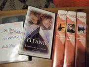 FILME VHS-Kassetten: