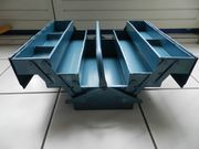 Werkzeugkasten aus Metall