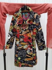 Desigual Wintermantel