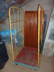 Gitterrollwagen
