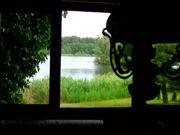 Traumhafte Seelage: Mobilwohnheim
