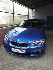 Auto BMW 220i M Sportpaket