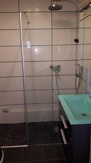 Duschabtrennung Begehbare Dusche