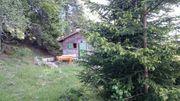 Urige Berghütte im Schwarzwald