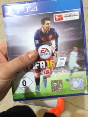 FIFA 16 PlayStation