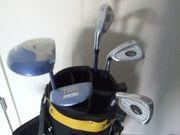 Junior - Golf - Schlägersatz mit Standbag -