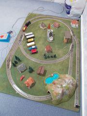 Märklin Eisenbahn mit 2 Loks
