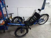 Scorpion Liegerrad mit