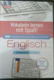 Kreuzworträtsel Englisch