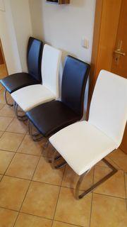 4 Stühle suchen