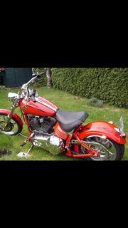Harley Davidson, Rocker