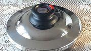 Schnellgardeckel AMC Secuquick 20cm