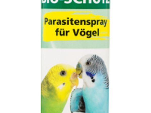 BIO SCHUTZ Parasitenspray für Vögel