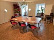 Möblierte Gewerberäume in der Augsburger