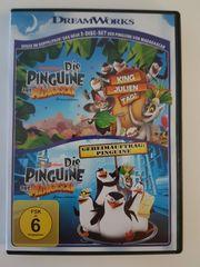 DVD die Pinguine aus Madagaskar -