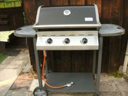 Gasgrill Patio Entertainer