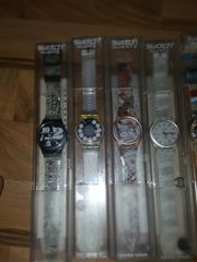 verkaufe Swatch Kinderuhren