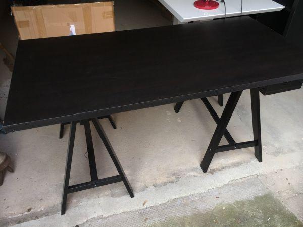 Ikea möbel schreibtisch  Großer Schreibtisch IKEA in Bretten - IKEA-Möbel kaufen und ...