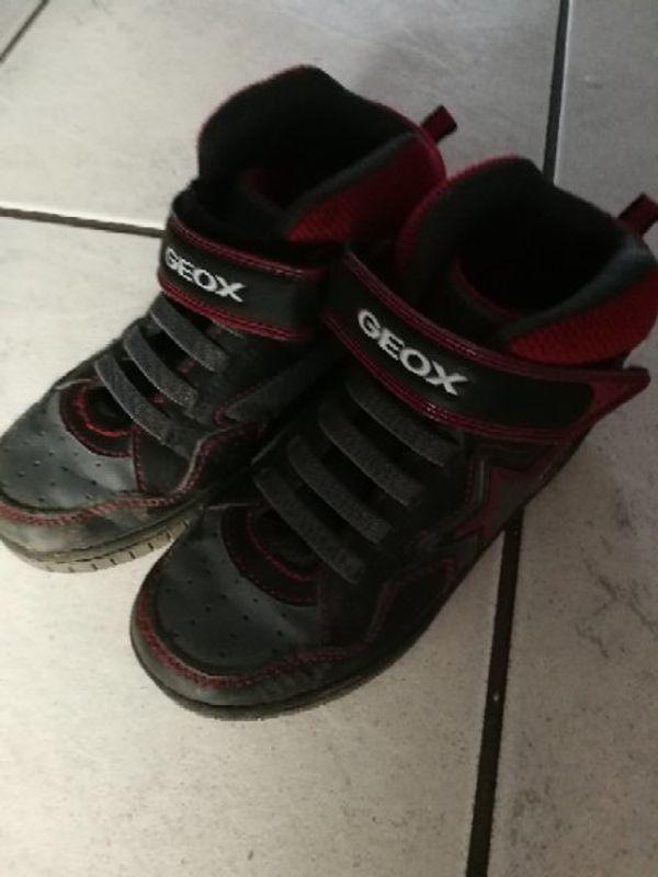 Stiefel In Sneaker Jungen Größe 32 Kaufen Schuhe Pinneberg Geox 0wHxU