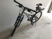 Landers Herrenfahrrad Mountain Bike - 26