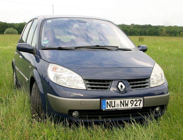 Renault Scenic 2 mit TUV bis 01. 2019 - Neu-ulm Ludwigsfeld - Renault, Megane, Limousine, Benzin, 83 kW, 140000 km, EZ 04/2004, Schaltgetriebe, Blau, Nichtraucherfahrzeug. Renault Scenic 2 mit TUV bis 01.2019. VF1JM0. Ein sehr schönes Familienauto, mit Klimaanlage, Elektrische Fensterheber, Se - Neu-ulm Ludwigsfeld