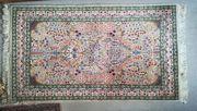 Kirman Orientteppich Handknüpfung Pakistan 100