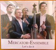 CD vom MERCATOR-ENSEMBLE