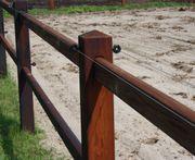 6.Pferdezaun Stecksystem